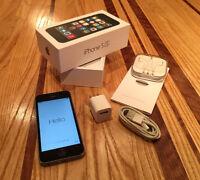 iPhone 5s - 64 Go  - Space Gray (Factory Unlocked)