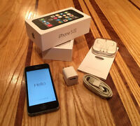 Iphone 5S Space Gray 64 Go (Factory Unlocked)