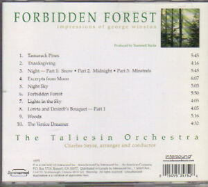 The Taliesin Orchestra - Forbidden Forest - Impressions of Georg West Island Greater Montréal image 2