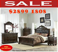 Weekly Deals & Promotions, queen beds, dresser, mirror, chest