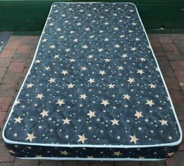 Good condition King single mattress for sale. Delivery is availab