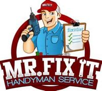 General Handyman services ... yard cleanup; basic home repairs,