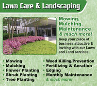 Jeff's property maintenance and more booking 2015 lawn care