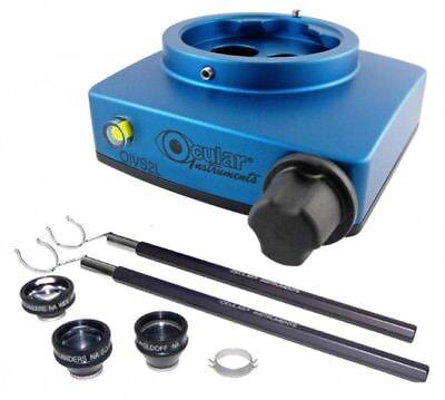 Ocular Inverter Vitrectomy System Leica With Wfna Eqna And Hmna Lenses