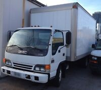 2005 GMC W5500 Diesel with Lift Gate
