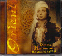 Orient - Omme Kolsoum - The Classics (Virgin)