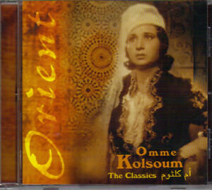Orient - Omme Kolsoum - The Classics (Virgin) West Island Greater Montréal image 1
