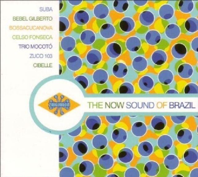 THE NOW SOUND OF BRAZIL  CD NEU