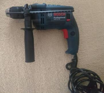 Bosch professional hammer drill.  GSB13RE 13mm chuck. As New
