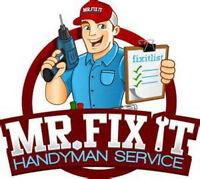Basic Handyman services ... yard cleanup; basic home repairs,