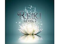 Reiki Level 1 Course - Sunday 18th March in Hamilton
