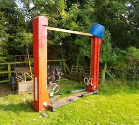 2 post car lift single phase inverter