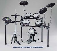 """Electronic Drum set Programming & Accoustic Drum-tech Services"""