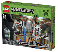 LEGO La mine/The Mine 21118 NEW / Neuf / Boite Scellee