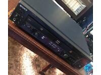 SONY RCD 100 CD RECORDER