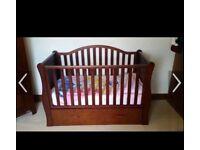 Bonito Bebe cot bed