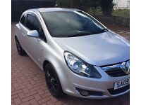 2009 Vauxhall Corsa 1.2 SXI. FSH & MOT March '17 **No more time wasters**