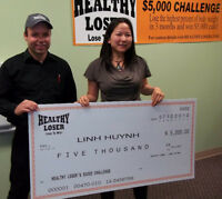 Moncton 5,000 Weight Loss Challenge