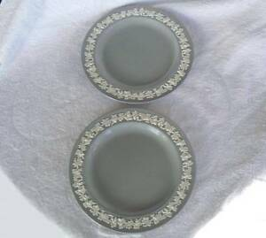 Wedgwood 8 inch Dinner/Salad Plates Embossed Queens Ware JG1 Blacktown Area Preview