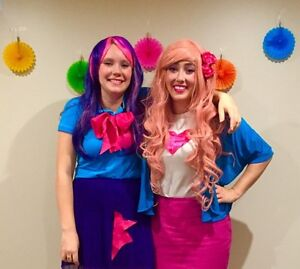 Princess parties my little pony parties shimmer and shine  Peterborough Peterborough Area image 1