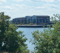 Waterfront Shipyards Condo in Downtown Collingwood