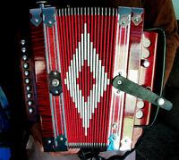 accordeon diatonique