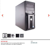 Dell Power Edge T110 II Server Regular $2000.00 NOW!  $500.00