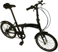 TEKCOUP GORGEOUS ALL ALUMINUM FOLDING BIKE - PRICED TO ROLL NOW!