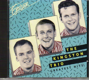 The Kingston Trio - Greatest Hits West Island Greater Montréal image 1