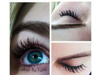 MOBILE Cashmere Eyelash Extensions Best Quality!!