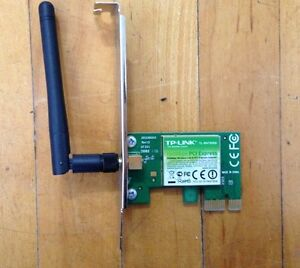 150Mbps Wireless N PCI Express Adapter