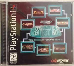 PlayStation Midways Greatest Arcade Hits Volume 2