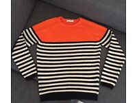 """ZARA"" men jumper (size L) Like New!!"