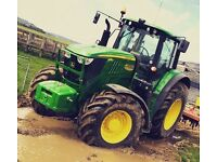 Tractors/Plant wanted