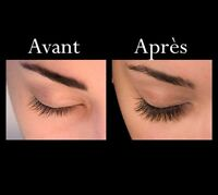 Promotion extension de cils $50