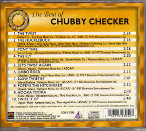 The Best of Chubby Checker West Island Greater Montréal image 2
