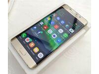 Samsung Galaxy s6 edge platinum Gold like new