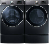 Set of washer-dryer Samsung brand!