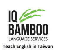 Teach English in Taiwan