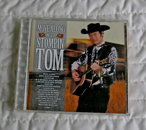 Stompin Tom Conners CD (Move Along With Stompin Tom) 1979