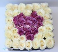 Natural Eternity Flower last for One year, Worldwide shipment