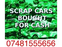 07481555656 BEST CASH ANY CAR VAN JEEP Wanted car van Running or not Collect within the hour