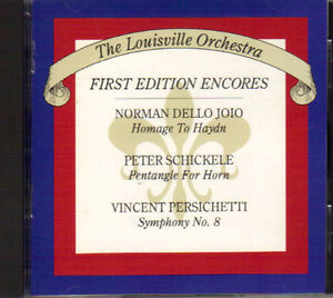 The Louisville Orchestra - First Edition Encores West Island Greater Montréal image 1