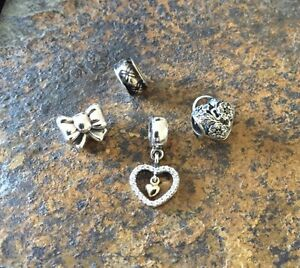 Pandora Charms & Rings(prices are in ad)
