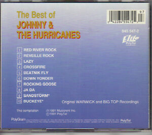 The Best of Johnny & The Hurricanes West Island Greater Montréal image 2