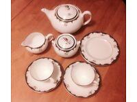 "Wedgwood ""Chartley"" Tea Set"