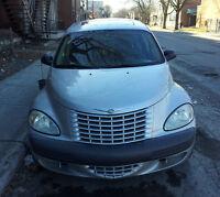 2002 Chrysler PT Cruiser Limited new summer tires $2600