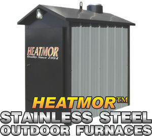 HEATMOR Outdoor Wood Furnaces