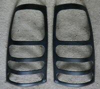 99 - 03 Chevy Gmc Truck Tail Light Covers