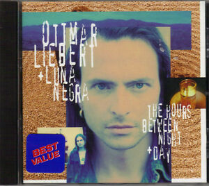 Ottmar Liebert & Luna Negra - Hours Between Night & Day West Island Greater Montréal image 1